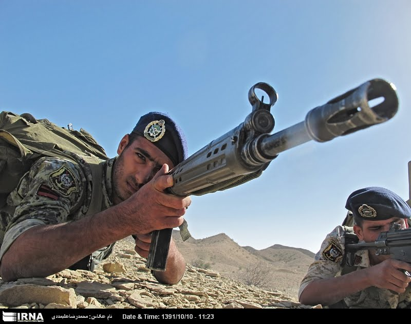 Armée Iranienne/Armed Forces of the Islamic Republic of Iran N1043899-1925022