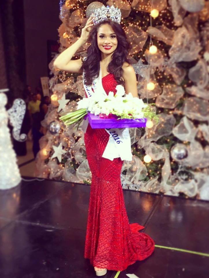 Miss Universe 2016 contestants Miss-Honduras-Universe-2016-Sirey-Moran-Castro