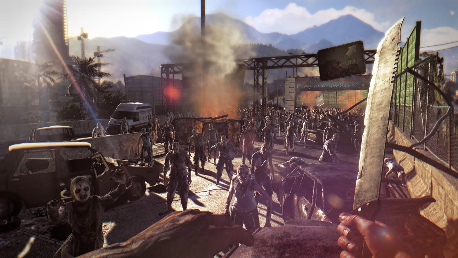 تحميل و تثيت لعبة Dying Light كاملة مع الاون لاين 1