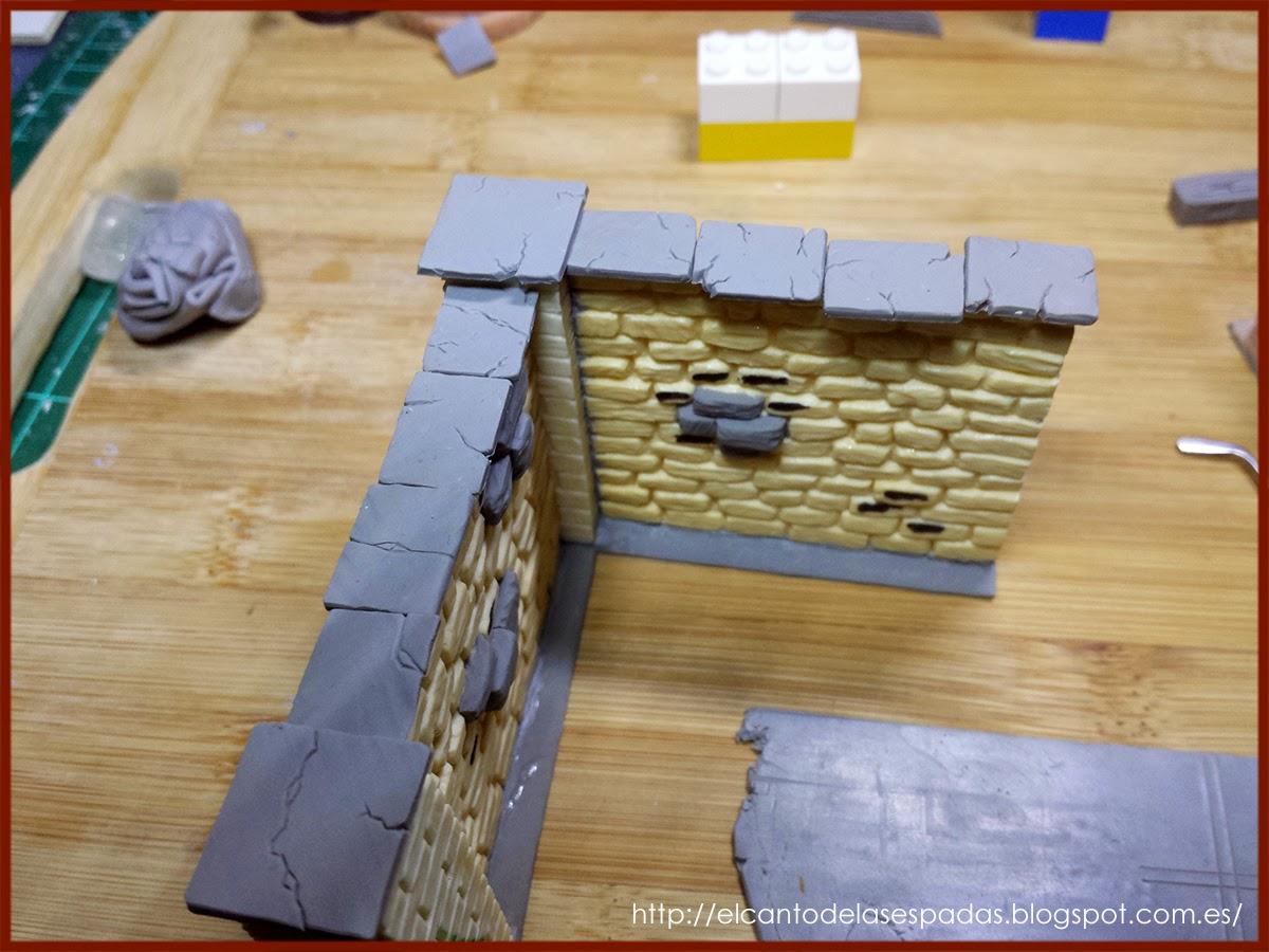 New and Old scenery. - Page 11 Piedra-Muro-Wall-Stone-Warhammer-Escenografia-Scenery-Bolt-Wargames-FOW-05