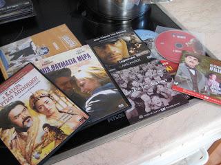 Xαρίζονται διαφορες ταινίες dvd  IMG_1892