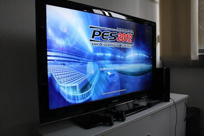 Gameplay PES 2012 PES