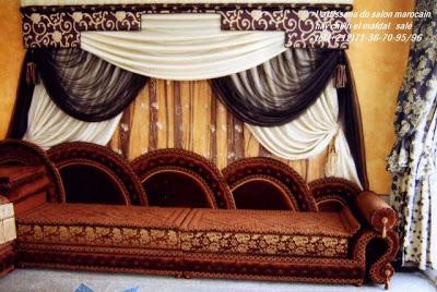 الأثاث المغربي التقليدي والمعاصر 2