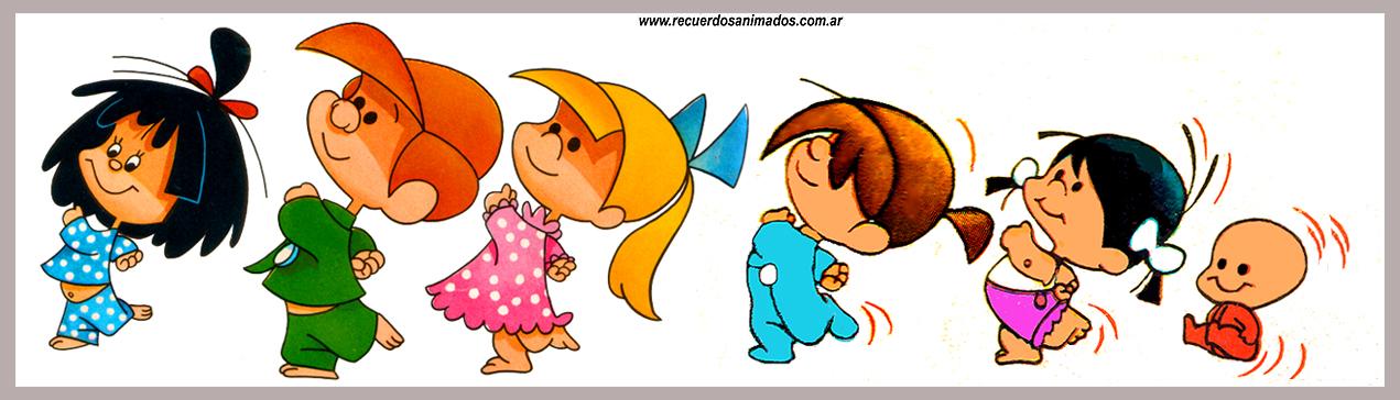 Los dibujos animados que te gustaban de niñ@. FAMILIA_TELERIN_2