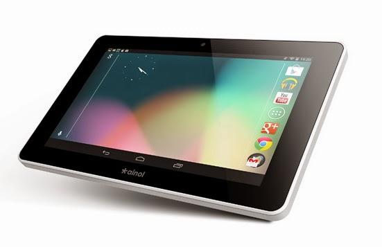 firmware for Ainol Novo 7 Crystal tablet  Ainol_Novo_7_Crystal_White_1