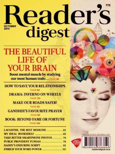 October 2014-Reader's Digest India Magazine PDF Mediafire Link.  11__1413482533_2.50.76.198