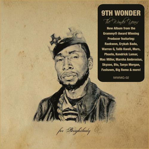 Les meilleures covers d'album - Page 18 9th-wonder-wonder-years