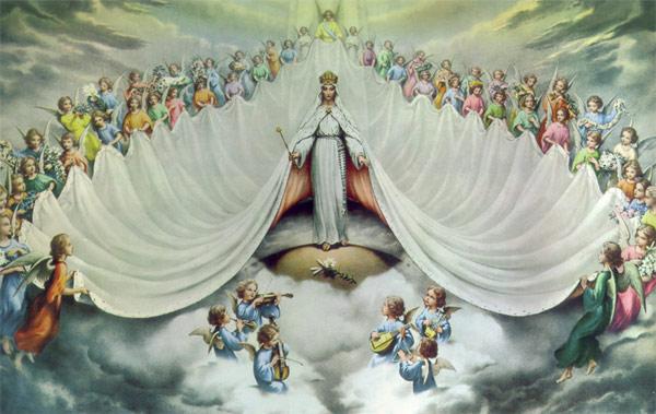 Invocación a los tronos Trono