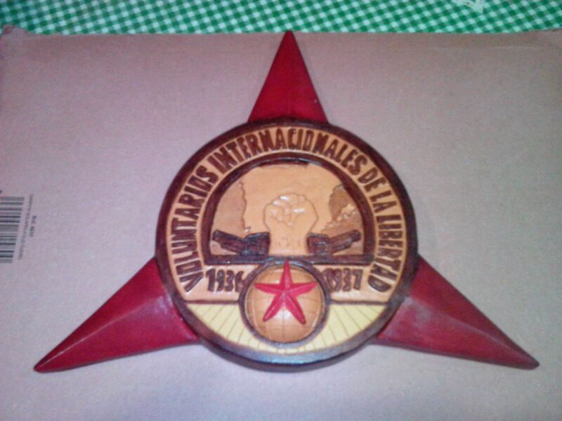 Socorro Rojo Internacional - SRI -  TallaTorralbaguerracivil