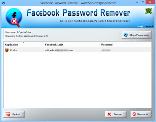 Facebook Password Remover 2.6 لازالة كلمة سر الفيسبوك Facebook-Password-Remover