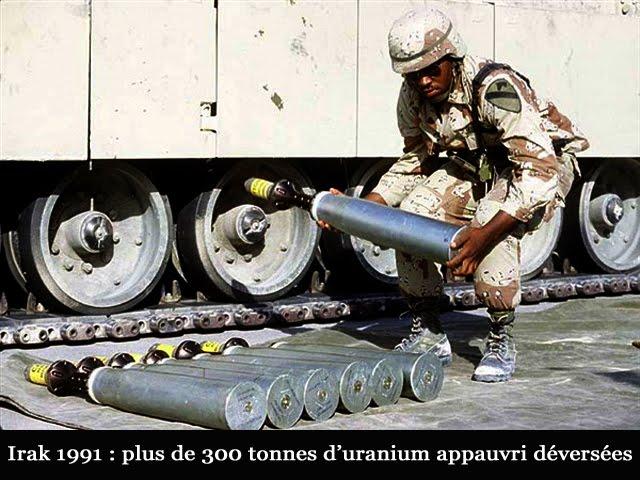 L'intervention militaire française au Mali vise-t-elle à assurer les intérêts d'Areva ? - Page 2 Uranium%2BAppauvri