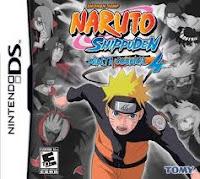 Todos los juegos de Naruto para NDS ASAX
