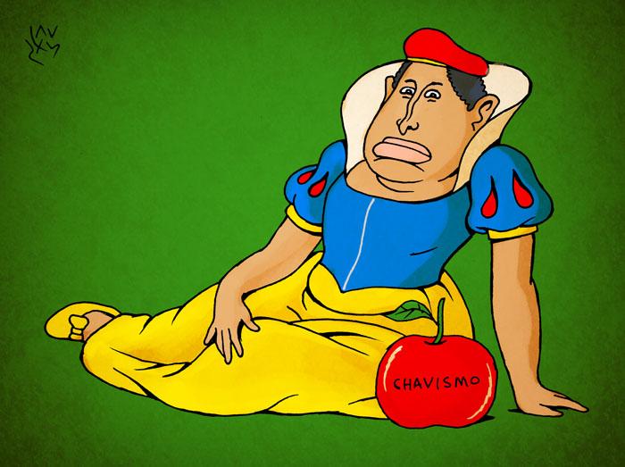 Chavez, la sua malattia, Cuba, petrolio e misiones internacionalistas - Pagina 2 Lauzan-blanquita