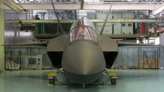 Mitsubishi ATD-X Shinshin ( prototipo de avión de combate de quinta generación ) Mock-up-ca%25C3%25A7a-furtivo-japon%25C3%25AAs-foto-2-via-AP-580x326