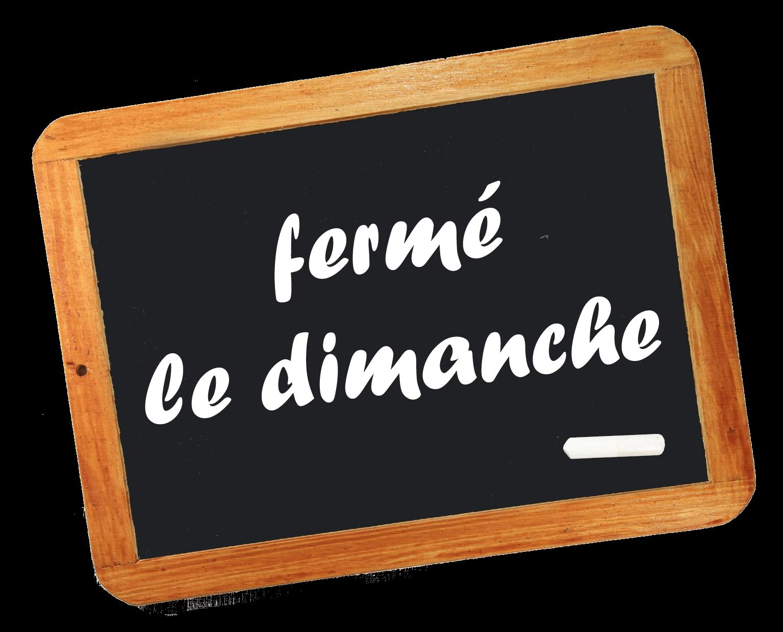 Bon Samedi Ferm%C3%A9%2Ble%2Bdimanche
