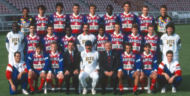 Sezona 1992/93 (Champions League, UEFA Cup, Cup Winner's Cup) 199394