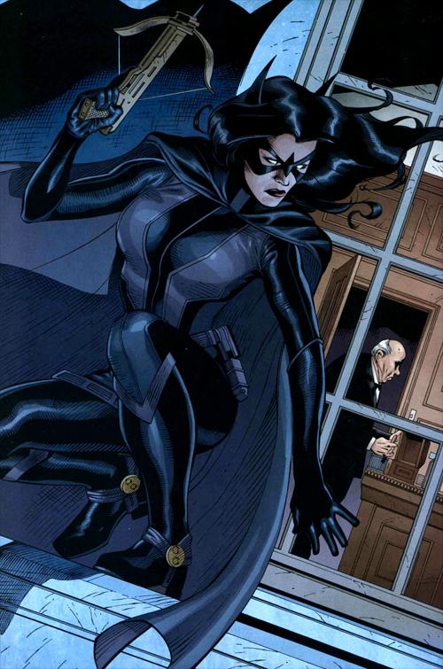 Arrow,Serie basada en el Comic Flecha Verde - Página 2 Huntress-year-one-1