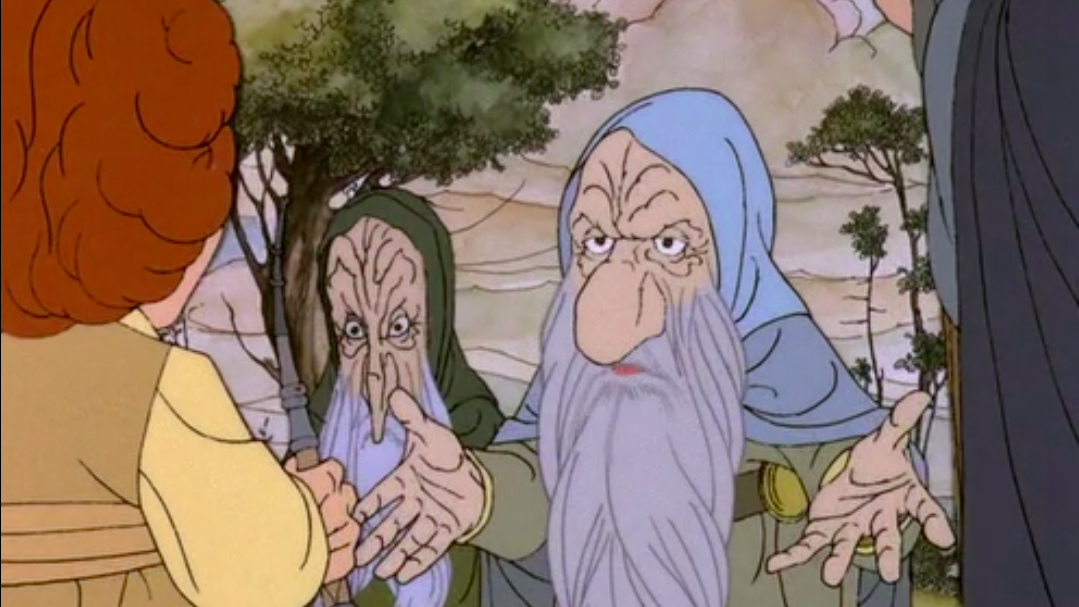 Bilbo le hobbit 1977 RB%2BThorin