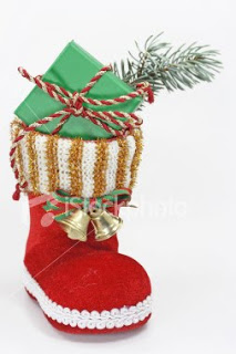 A VENIT,IARNA! Ist2_4644688-red-christmas-boot
