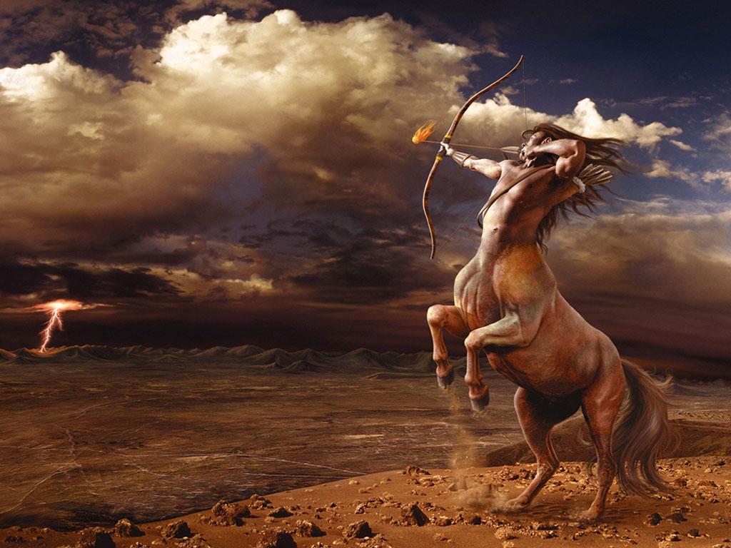 Seres mitologicos griegos Centauro2