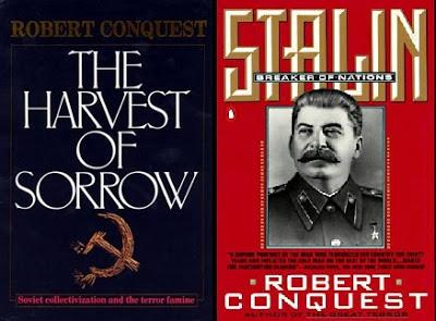 Desmontando la leyenda negra sobre la URSS: Mentiras sobre la Historia de la Unión Soviética - Mario Sousa - artículo publicado en 2015 por el blog del viejo topo - Imprescindible su lectura Dos%2Bde%2Blos%2Blibros%2Bde%2BRobert%2BConquest