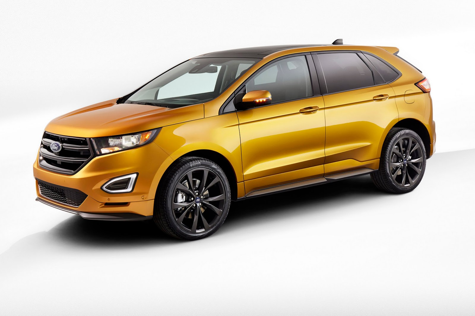 2015 - [Ford] Edge II - Page 2 2015-Ford-Edge-2