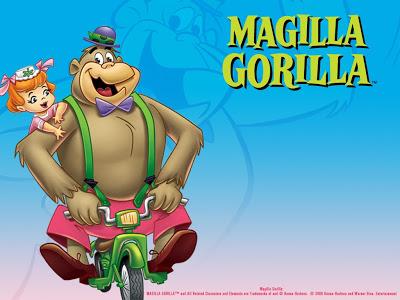 Los dibujos animados que te gustaban de niñ@. Magilla-gorilla