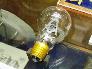 Freemasons' Hall, The United Grand Lodge of England Freemason_lightbulb