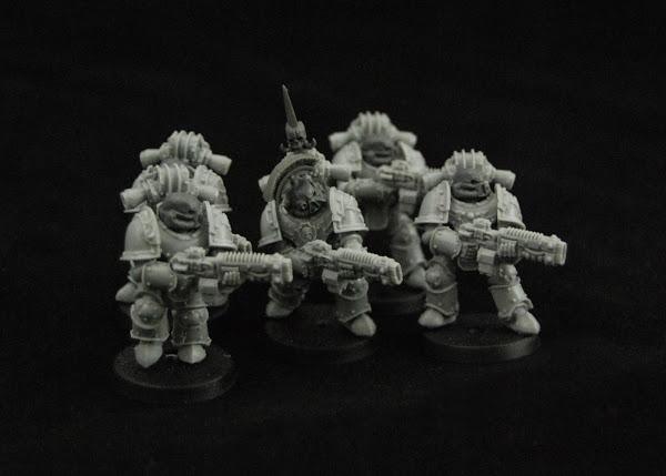Warhammer 30k Sons of Horus  SOH_Volkite_WIP_03