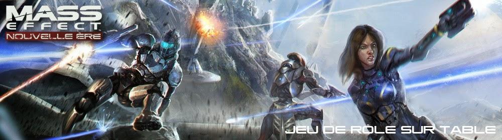 Mass Effect : Nouvelle Ère