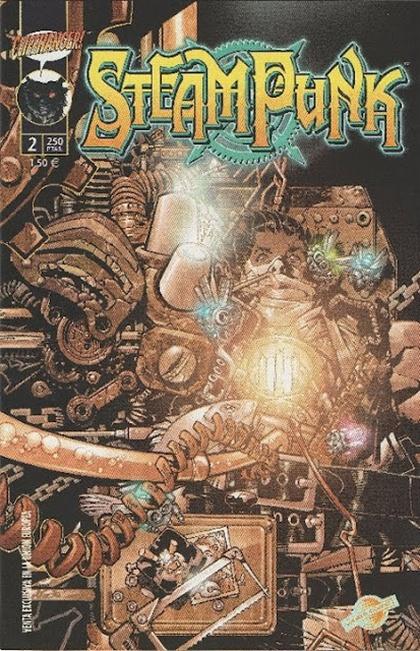 COLECCIÓN DEFINITIVA: OTRAS EDITORIALES [UL] [cbr] Steampunk02