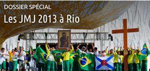 JMJ 2013 Brazil- VAJ QHIA FRANCIS MUS UA  KEV TXHAWB TSOOM HLUAS THOOB NTIAJ TEB Titre