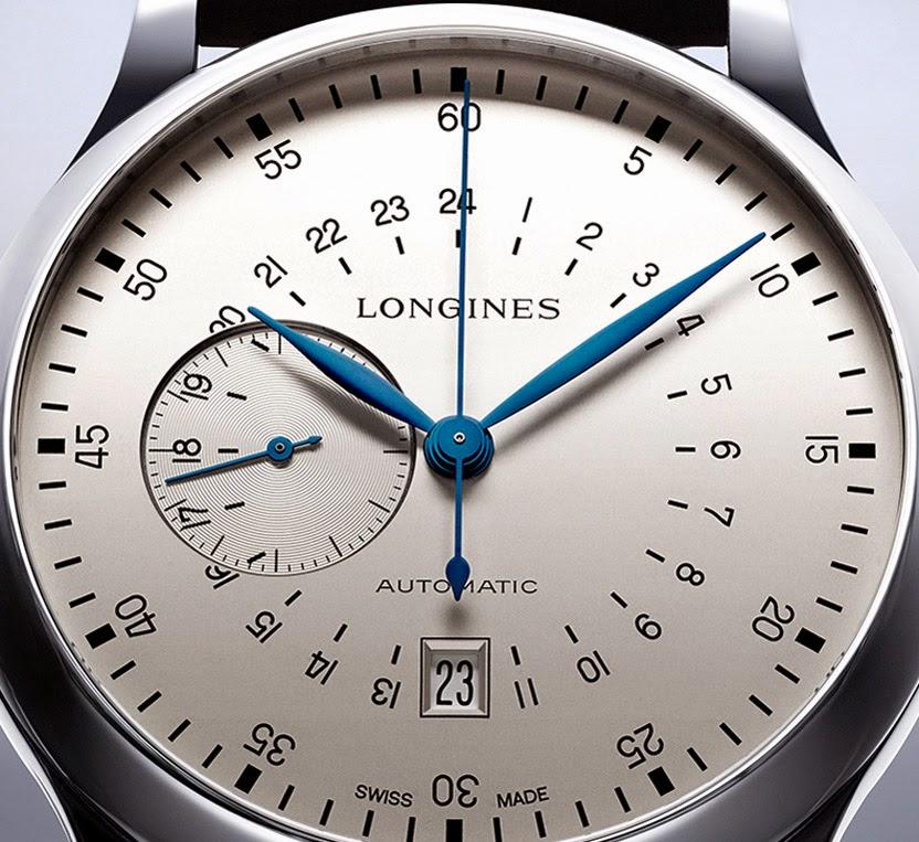 Chrono Longines Twenty-Four Hours Single Push-Piece Longines-Twenty-Four-Hours-Single-Push-Piece-ChronographL2.797.4.73.0_dial