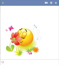 Ako sa dnes máš? 6 - Stránka 2 Spring-season-emoticon