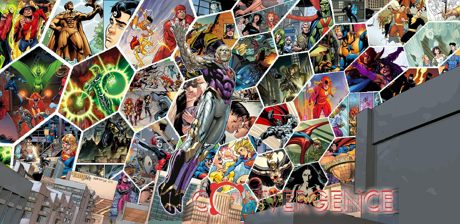 Guia de Leitura: DC Rebirth CAPA