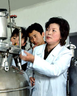 """""""La mujer en Corea del Norte"""" - publicado en el blog de Pyongyang a La Habana. Jefa"""