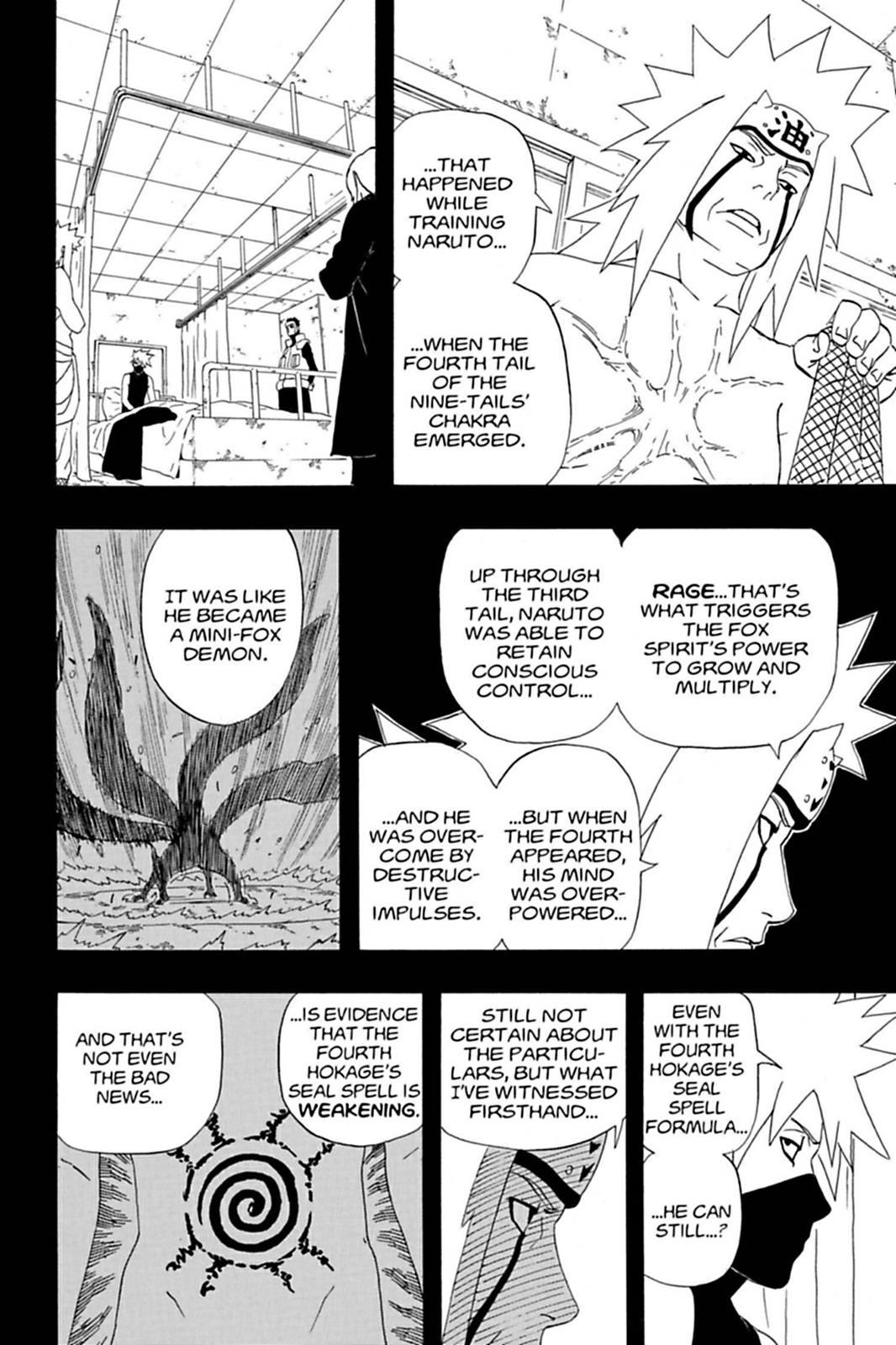 Mais poderoso do que você imagina #1: Orochimaru 0291-009