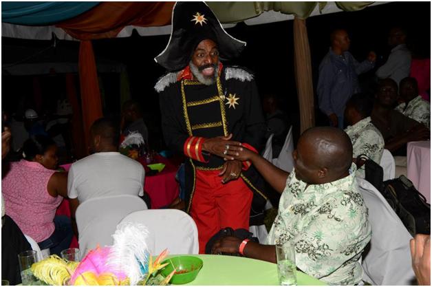 Images des festivités du carnaval 2013 au Palais Sans-Souci et au Cap-Haitien Image-778214
