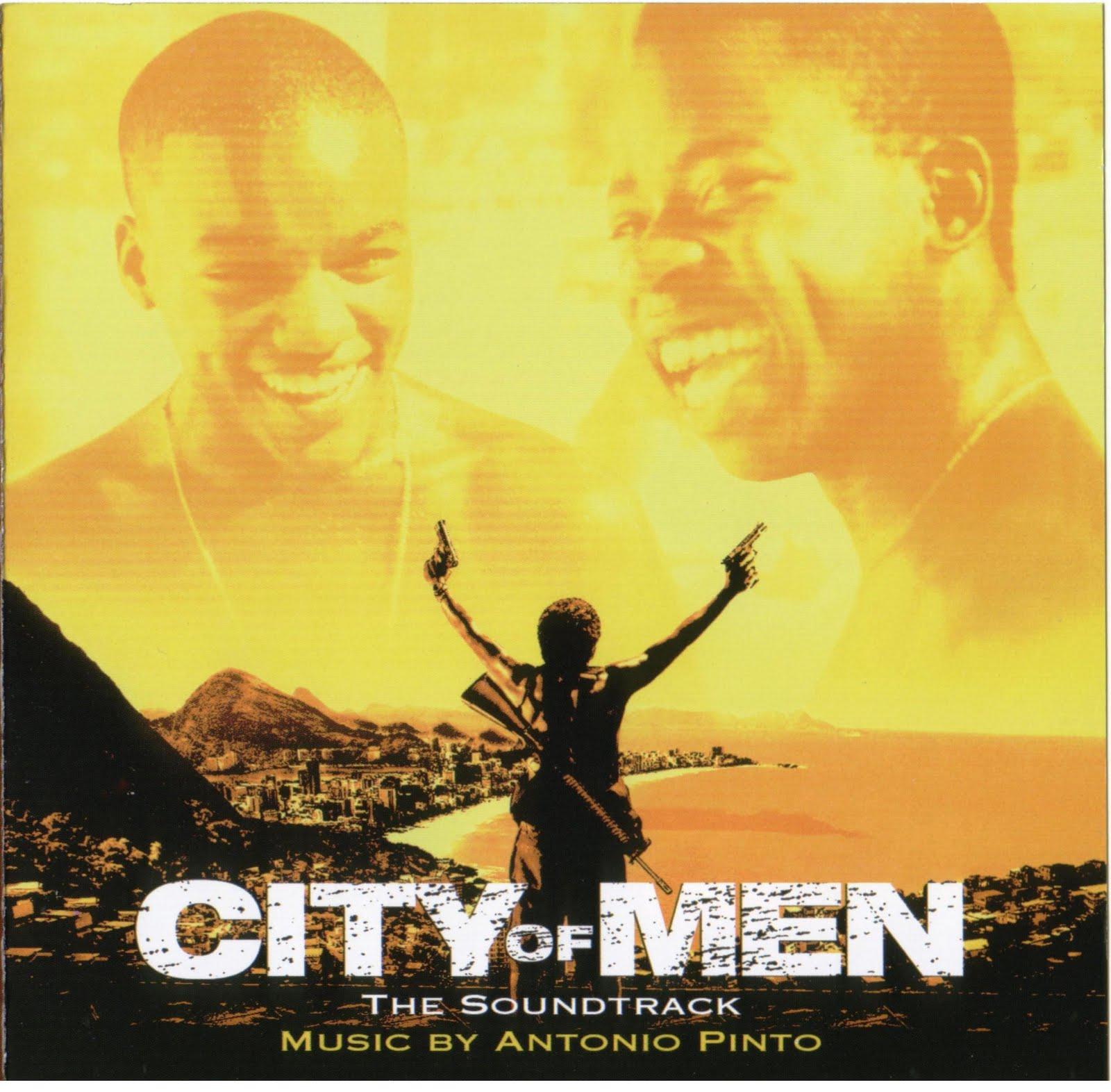 Cidade Dos Homens (2007) City of Men COVER