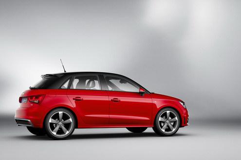 2012 - [Audi] A1 Sportback - Page 5 2012-Audi-A1-Sportback-10