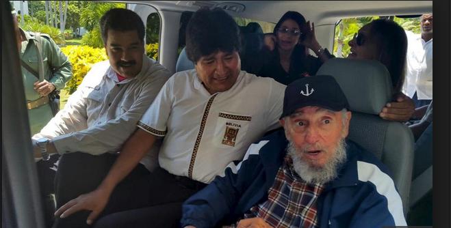 Los 89 años del genocida del pueblo cubano FidelCastrocumple89