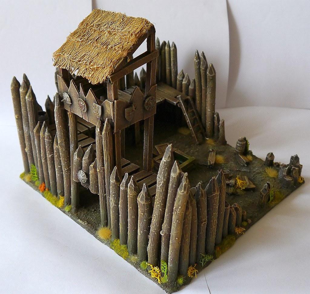 Dwalthrim's smithy - my table and terrain Zrujnowana_straznica_10