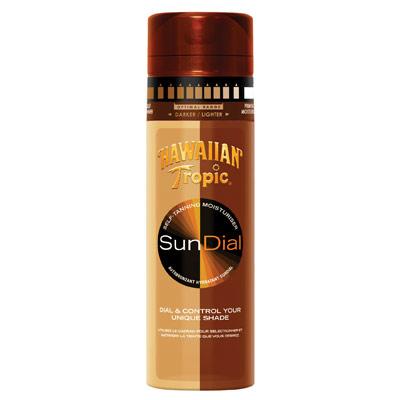 Speciale Estate: Abbronzatura senza sole per viso e corpo 400hawaiian-tropic-sundial