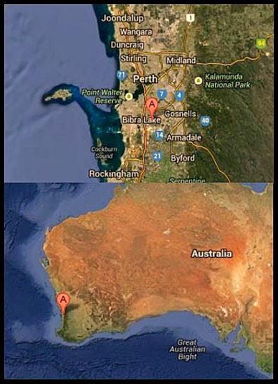 Translucent Flying 'Jellyfish' - Perth, Western Australia  Perth3