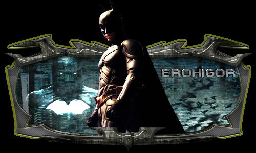 ●• ๋ჯ Galeria Ero Higor ૪   - Página 5 Batman-Modelada