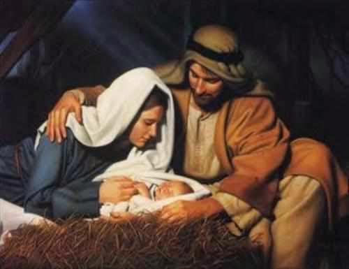 La Sainte Famille avec Interbible/ JESUS_Mary_Joseph-500x385