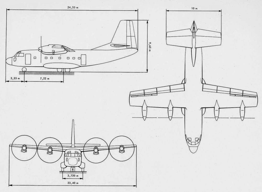 Breguet 940/941 : l'invention de l'ADAC . Breg_65