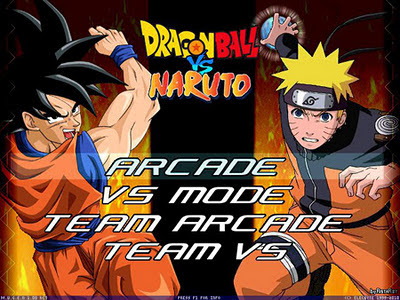 Dragon Ball Z VS Naruto M.U.G.E.N Dbzn