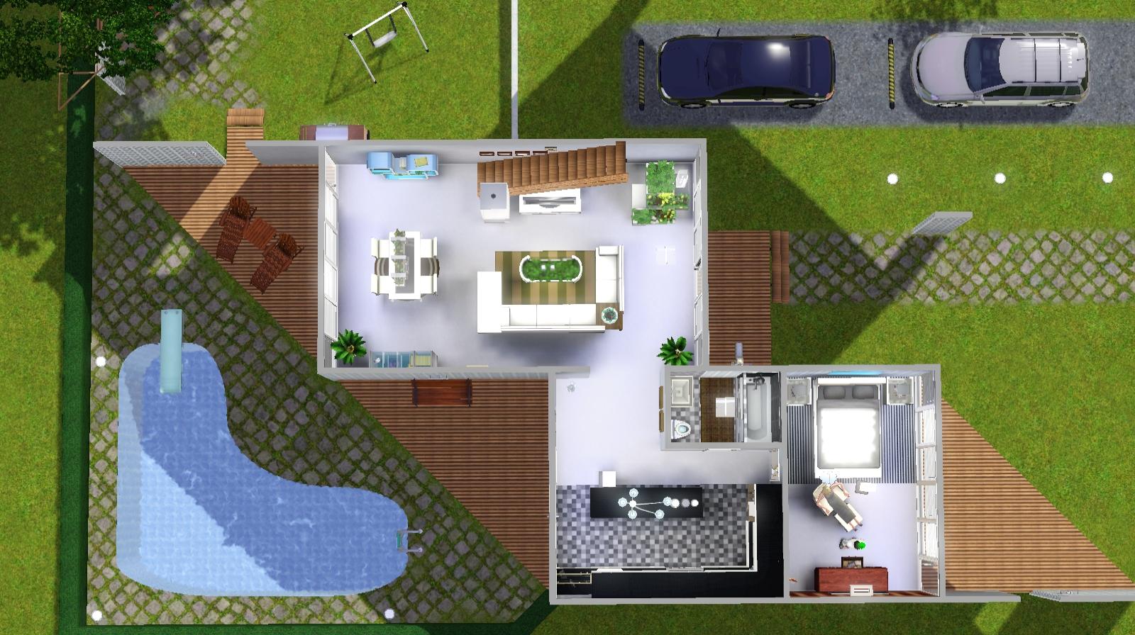 "[Descarga] Casa ""Minimalista Familiar"" Screenshot-291"