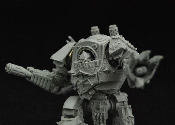 Warhammer 30k Sons of Horus  SOH_Contemptor_WIP_03